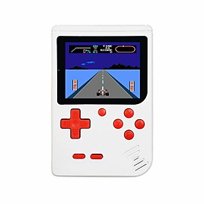cheap Video Game Accessories-FC280 Retro Handheld Game Player for Kids Portable Gaming System Video Game Player 3 inch LCD Built-in 400 Classic Games