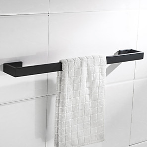 cheap Towel Bars-Towel Bar Premium Design / Creative Contemporary / Modern Stainless Steel / Stainless steel / Metal 1pc - Bathroom 1-Towel Bar Wall Mounted
