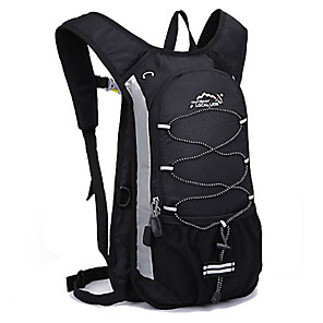 cheap Backpacks & Bags-20 L Hiking Backpack Cycling Backpack Commuter Backpack Breathable Straps - Waterproof Breathable Shockproof Outdoor Camping / Hiking Climbing Leisure Sports Nylon Black Red Green