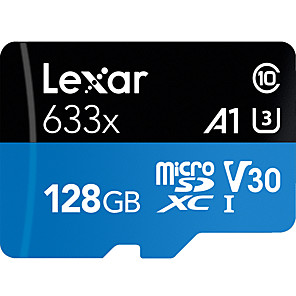cheap Top Sellers-Lexar 128GB Micro SD / TF Memory Card Class10 95MB/s Mobile phone