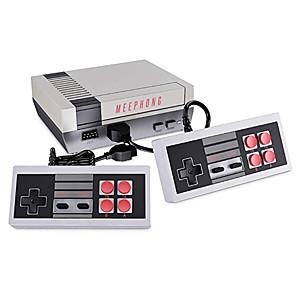 cheap Game Consoles-Mini TV Game Console AV Port Retro Built-in 620 Classic Games Dual Gamepad Gaming Player