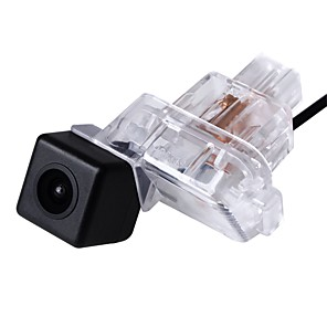 cheap Car Rear View Camera-ZIQIAO CCD Car Rear View Camera for Mazda 6 2009 2010 2011 2012 2013 2014