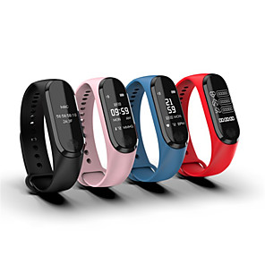 abordables Bracelets Intelligents-y13 bracelet intelligent bluetooth fitness tracker support notifier / moniteur de fréquence cardiaque sports de smart sports imperméables smartwatch téléphones samsung / iphone / android