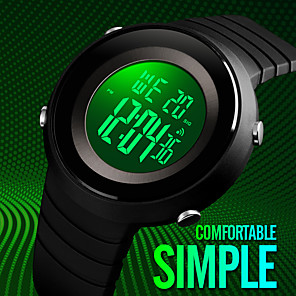cheap Smartwatches-SKMEI-1507 Smart Watch BT Fitness Tracker Support Notify & Sports Monitor Smartwatch for Android Mobiles & IPhone