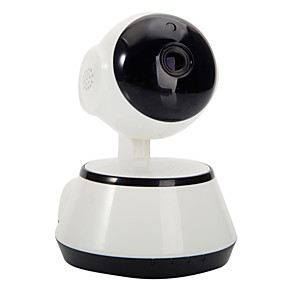 cheap Indoor IP Network Cameras-V380 1 mp IP Camera Indoor Support 64 GB / PTZ / Wireless / 1 Channel / Remote Access / Prime