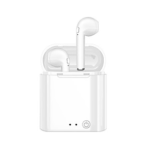 cheap TWS True Wireless Headphones-LITBest i7s TWS True Wireless Earbuds Wireless Music Wireless with Microphone with Charging Box Earbud