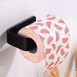 cheap Multi Holes-Toilet Paper Holder Cool Fun & Whimsical Aluminum 1pc - Bathroom / Hotel bath Wall Mounted