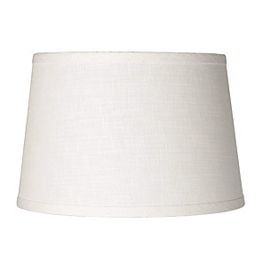 cheap Candle-Style Design-Lampshade Eye Protection Contemporary / Simple For Study Room / Office / Baby Room PVC Grey / White