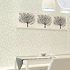 cheap Wall Stickers-Wallpaper Nonwoven Wall Covering - Adhesive required 3D