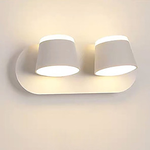 cheap Indoor Wall Lights-QIHengZhaoMing LED / Modern Contemporary Wall Lamps & Sconces Shops / Cafes / Office Metal Wall Light 110-120V / 220-240V 5 W / LED Integrated