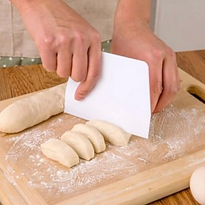 ราคาถูก เครื่องมือครัวแปลกใหม่-ครีมเรียบเค้กไม้พายเบเกอรี่ขนมเครื่องมือมีดโกนแป้งครัวมีดเนยตัดแป้ง
