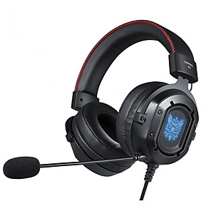 cheap On-ear & Over-ear Headphones-LITBest ONIKUMA  K3 Gaming Headset Wired Gaming Music Stereo with Microphone Noise-Canceling Gaming