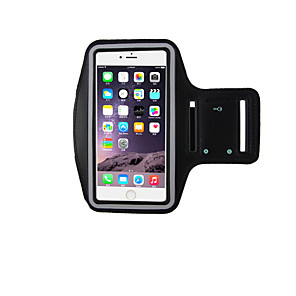 cheap iPhone Cases-Case For Apple iPhone 7 Plus / iPhone 7 Sports Armband Armband Tile Soft Nylon