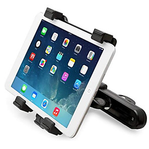cheap Phone Mounts & Holders-Car Mount Stand Holder Air Outlet Grille Buckle Type / 360°Rotation Silicone / ABS Holder