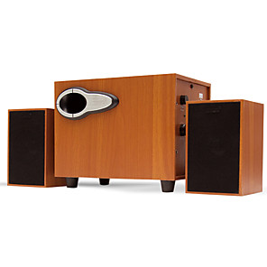 cheap Portable Speakers-3D Surround Wood Subwoofer Stereo Heavy Bass PC Computer USB Wooden Speaker Speakers for Laptop Phone