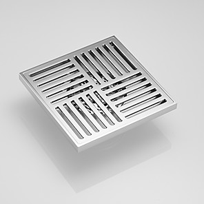 cheap Bathroom Gadgets-Drain Creative Brass 1pc - Bathroom Floor Mounted