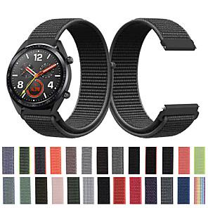 cheap Smartwatch Bands-Watch Band for Huawei Watch GT / Huawei Watch 2 Pro Huawei Sport Band Nylon Wrist Strap