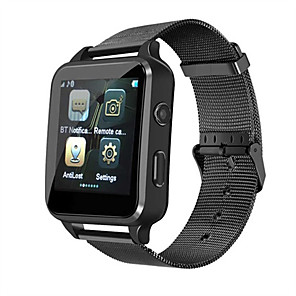 cheap Smartwatches-X8 Smart Watch BT Fitness Tracker Support Notify/Heart Rate Monitor Sport Smartwatch Compatible Iphone/Samsung/Android Phones