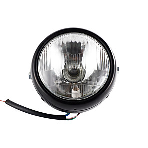 cheap Motorcycle Lighting-2pcs Motorcycle / Car Light Bulbs 35 W 1 LED Headlamps For universal / Motorcycles General Motors All years