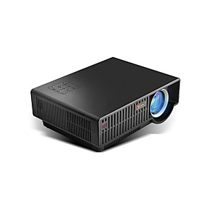 cheap Projectors-vivibright C90UP LCD LED Projector 3500 lm Android Support 4K 28~280 inch