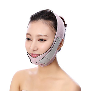 cheap Facial Care Devices-Sleeping Slimming Massage Face Lift Slim Band Slimmer Neck Exerciser Chin Reduce Double Belt Mask Frontal Enhanced Health Care