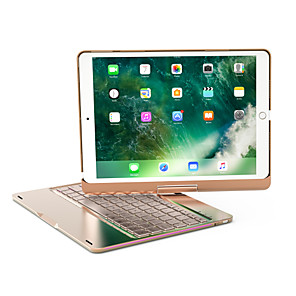 cheap iPad Keyboards-Bluetooth Mechanical Keyboard / Office Keyboard Rechargeable / Covers / Slim For iOS Bluetooth3.0