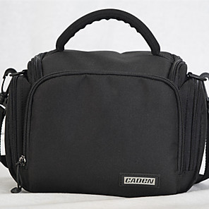 cheap Bags & Cases-Fashion Men Nylon Messenger Bag Waterproof Style Male Shoulder Crossbody Bags Designer High Quality Bolsa Masculina