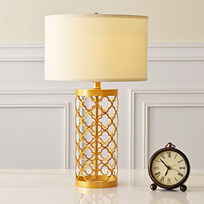 cheap Table Lamps-Table Lamp Modern Contemporary Nordic Style For Bedroom Study Room Office Metal 220V