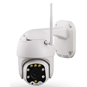 cheap Outdoor IP Network Cameras-2.5 inch WiFi 5x zoom network camera Dual light source Outdoor waterproof Two-way voice