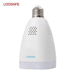 cheap Security Sensors-LOOSAFE QJ69-1080 2 mp IP Camera Indoor Support bulb