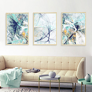 cheap Wall Stickers-Decorative Wall Stickers - 3D Wall Stickers Landscape / 3D Living Room / Bedroom / Kitchen / Re-Positionable