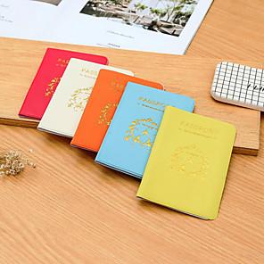 cheap Travel Security-Passport Holder & ID Holder / Travel Passport Wallet PVC(PolyVinyl Chloride) Luggage Accessory Fashion