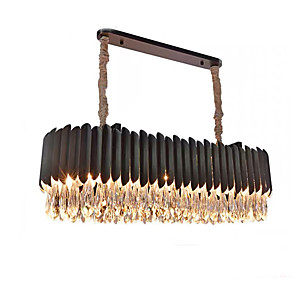cheap Indoor Wall Lights-14 Bulbs QIHengZhaoMing 30 cm Chandelier Metal Brass Traditional / Classic 110-120V / 220-240V