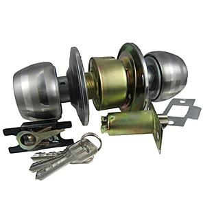 cheap Door Hardware & Locks-Stainless steel ball door lock double universal lock door interior