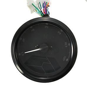 cheap Motorcycle Lighting-12000RMP Motorcycle LCD Digital Odometer Speedometer Tachometer F1 2 4 Cylinders