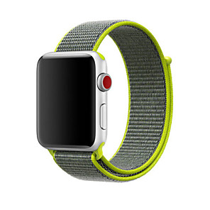 cheap Smartwatch Bands-Fashion Simple Replacement Nylon Wristband Band Wrist Strap Bracelet for Apple Watch