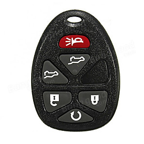 cheap Car Pendants & Ornaments-Automotive Car Key Chain Keychain Favors Traditional ABS For GMC / Chevrole / Cadillac 2007 / 2008 / 2009 Cool
