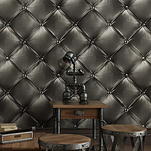 cheap Wallpaper-Wallpaper Nonwoven Wall Covering - Adhesive required 3D