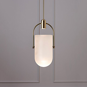 cheap Spot Lights-1-Light CONTRACTED LED® Mini / Novelty Pendant Light Ambient Light Electroplated Metal Mini Style, Creative, New Design 110-120V / 220-240V