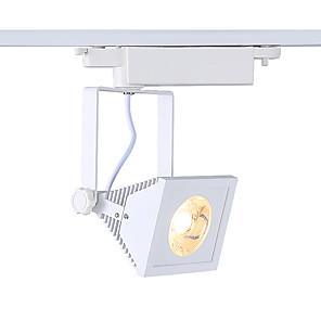 cheap Spot Lights-ZHISHU 1 set 25 W 2700 lm 1 LED Beads Easy Install Track Lights Warm White Cold White 220-240 V 110-120 V Ceiling Commercial Home Office