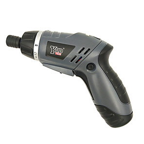 cheap Screw & Nut Drivers-4.8V rechargeable electric screwdriver torque regulation household mini electric drill