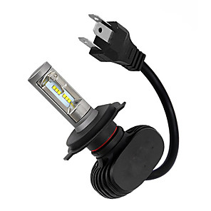 cheap Car FM Transmitter/MP3 Players-2pcs Car Light Bulbs 50 W LED Headlamps For universal All years