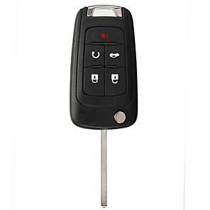 cheap Car Pendants & Ornaments-Automotive Car Key Chain Keychain Favors Business Metalic / ABS For Chevrole 2010 / 2011 / 2012 Cool