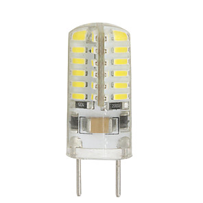 cheap LED Bi-pin Lights-G8 LED Chandelier Bulb Lamp 2W 48Leds SMD 3014 LED Path Sewing Light 110V AC