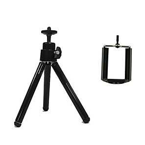 cheap Phone Mounts & Holders-Tripod Portable Monopod Extendable Mini Camera Stand Universal Phone Tripods
