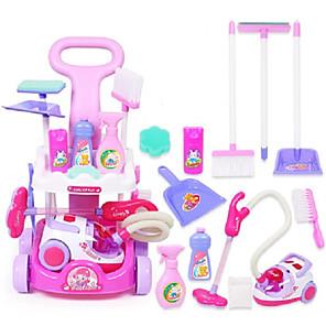 cheap Pretend Professions & Role Playing-Pretend Play Pretend Professions & Role Playing Cleaner Toys Simulation Kid's Child's Preschool Boys' Girls' Toy Gift 7 pcs