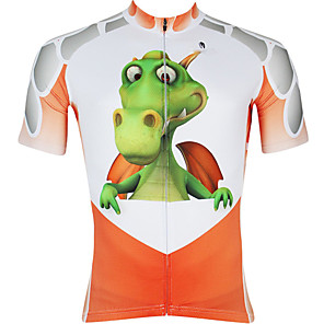 cheap Cycling Jerseys-ILPALADINO Men's Short Sleeve Cycling Jersey Purple Red Green Bike Jersey Top Mountain Bike MTB Road Bike Cycling Breathable Quick Dry Ultraviolet Resistant Sports Clothing Apparel