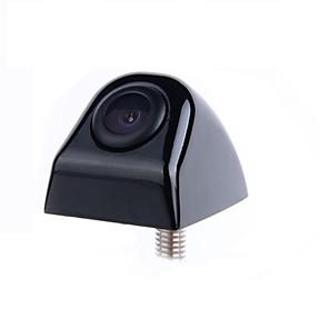 cheap Car Rear View Camera-Black HD CCD Car Rearview Camera Waterproof Night vision 170 Wide Angle Universal Auto Reversing Backup Camera for Car DVD Parking Monitor