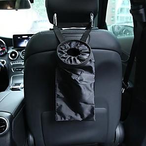 cheap Car Organizers-Portable Car Auto Dustbin Trash Garbage Dust Rubbish Bin Can Box Case Holder