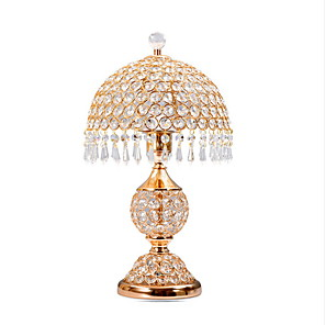 cheap Table Lamps-Table Lamp Decorative For Bedroom Metal 220-240V